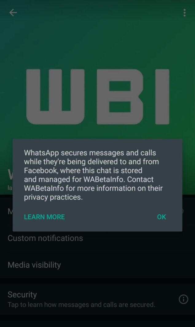 whatsapp beta aggiornamento 2.20.205.6 novità