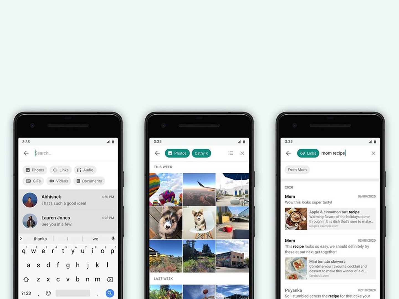 WhatsApp annuncia importanti miglioramenti per la ricerca nella chat