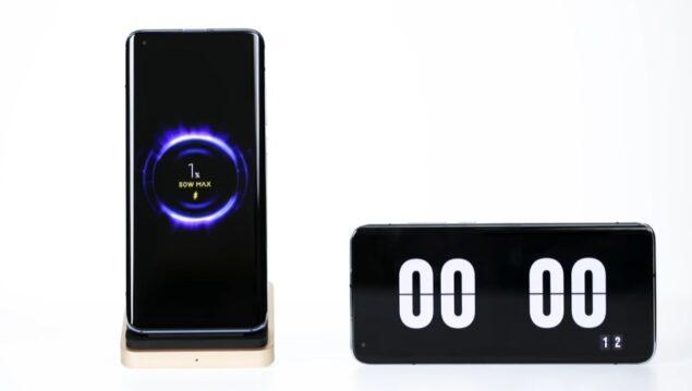 xiaomi ricarica wireless 80 w annuncio