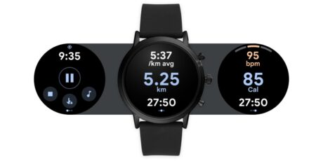 Google Fit Wear OS