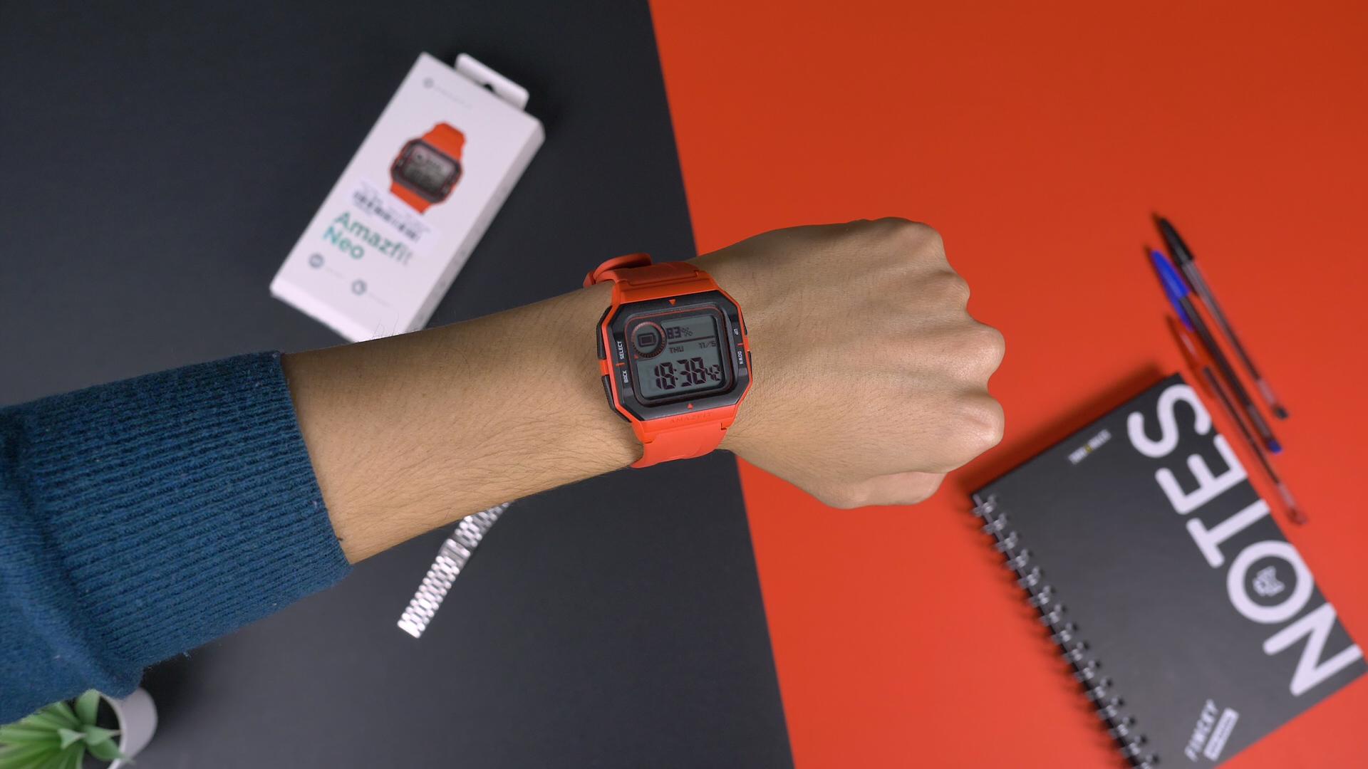 Recensione Amazfit BIP U: il miglior smartwatch economico