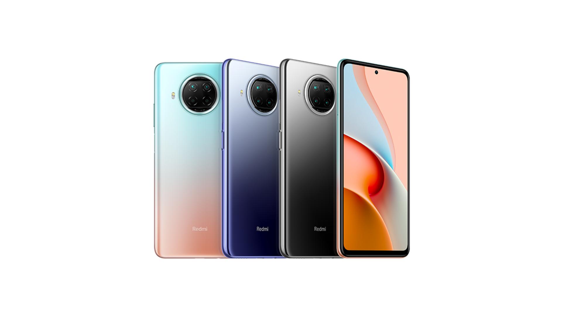 Xiaomi presenta tre nuovi smartphone Redmi Note 9 e l'atteso smartwatch
