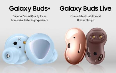 Samsung Galaxy Buds+ vs Samsung galaxy Buds Live
