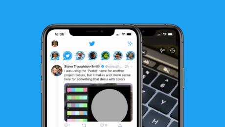 Twitter Fleets 1