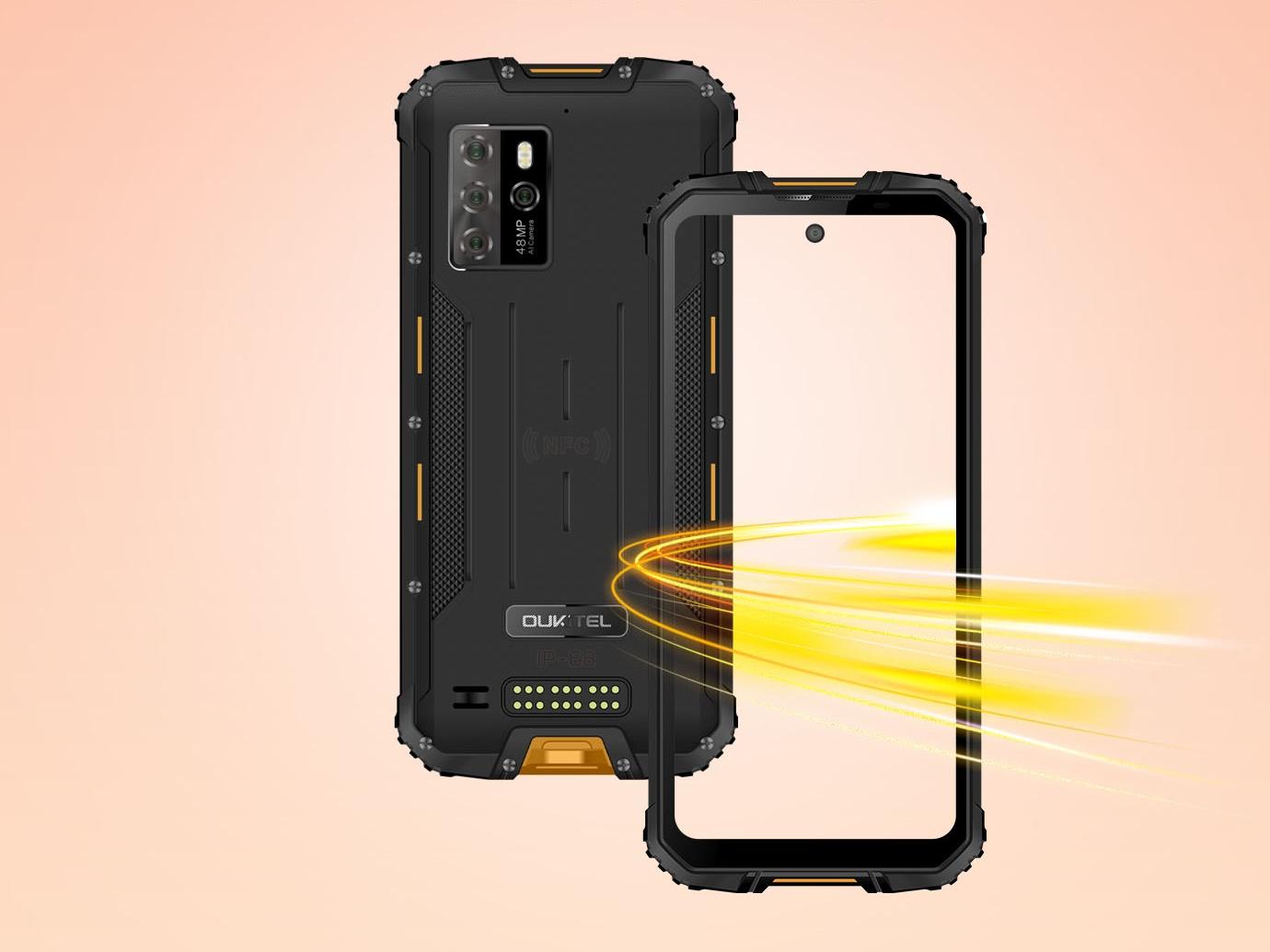 OUKITEL WP10 è un rugged phone con aspirazioni da fotografo
