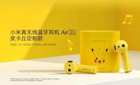 Xiaomi Mi Air 2s Pikachu Edition