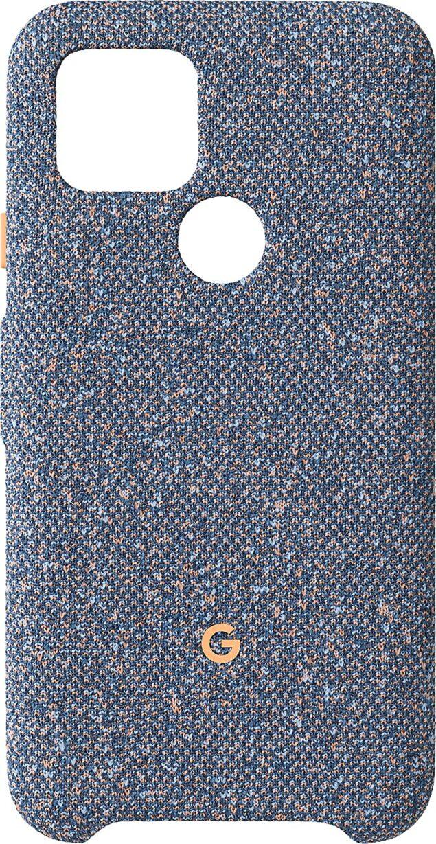 google pixel 5 fabric case confetti blu amazon