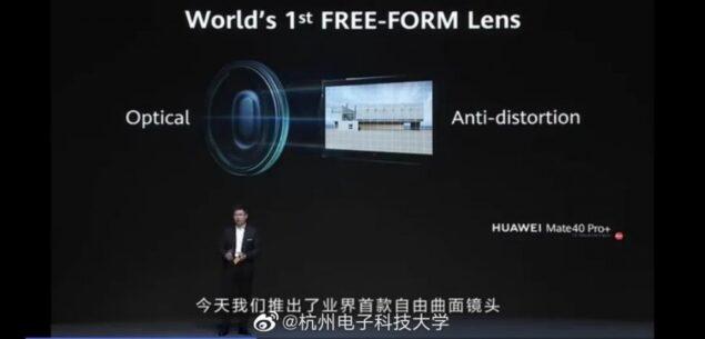 huawei mate 40 pro tecnologia fotocamere
