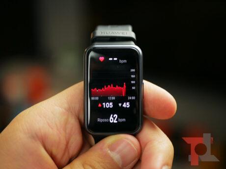 Huawei watch fit tt 8
