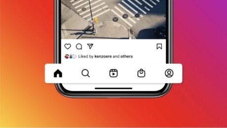 instagram reels shop tab