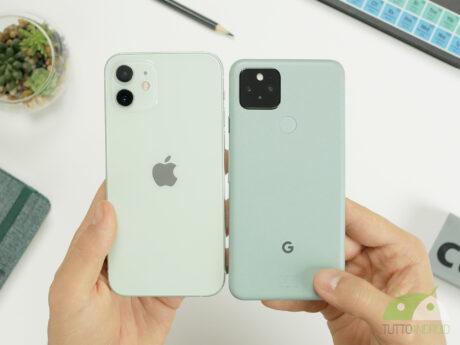 Iphone 12 pixel 5