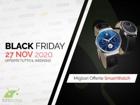 Migliori offerte amazon black friday 2020 smartwatch