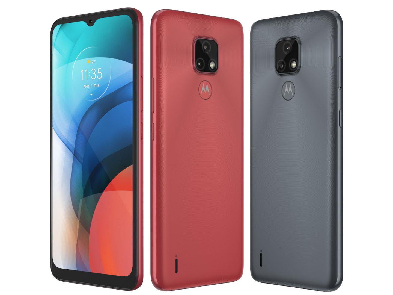 Ecco Motorola Moto E7, smartphone economico con Android 10 e MediaTek Helio G25