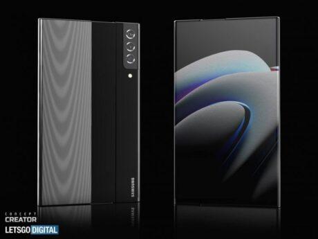 Samsung galaxy note concept huawei smartphone misurazione temperatura feat