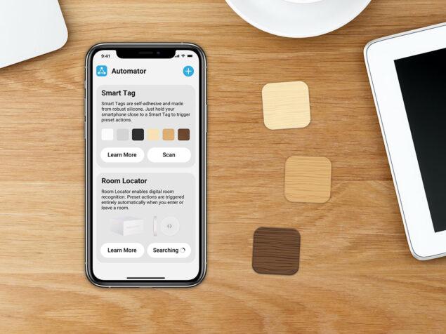 smart tag linkdesk ufficiale specifiche prezzo