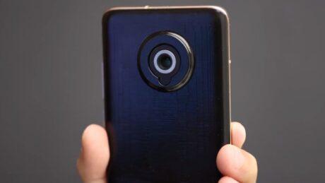 xiaomi smartphone lente telescopica novità
