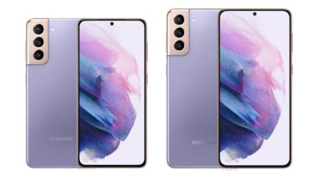 Samsung Galaxy S21 e S21 Plus