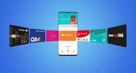 Samsung Pay gift card Epipoli