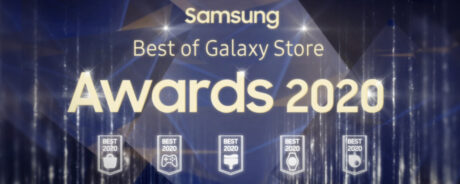 samsung galaxy store awards 2020