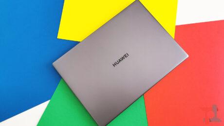 Huawei Matebook X Pro 2020 estetica