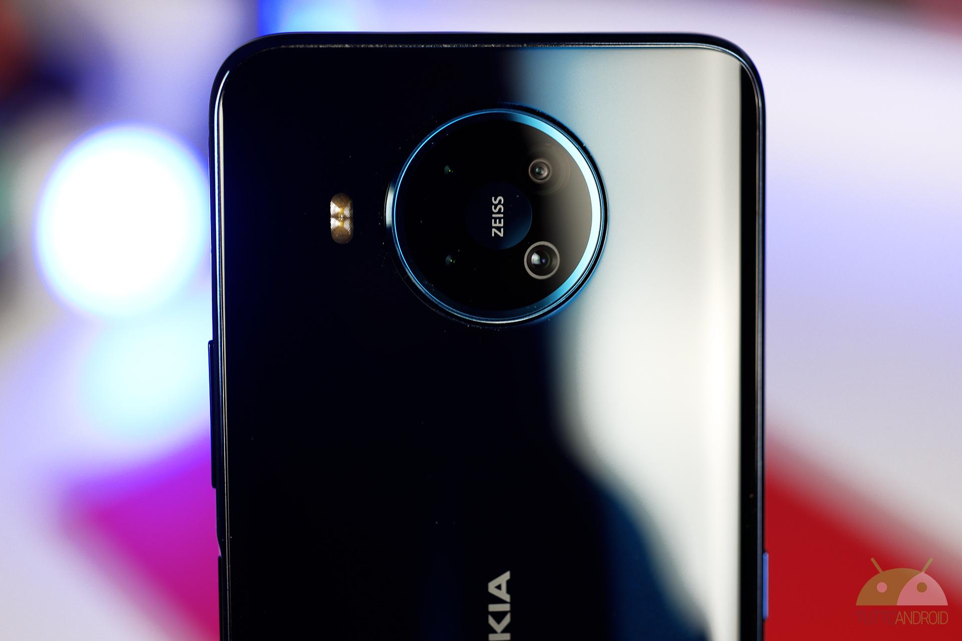 Nokia 8.3 5G fotocamera