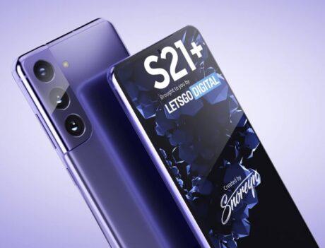 Samsung Galaxy S21 2 1