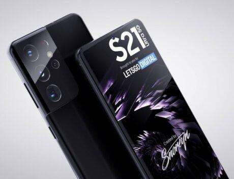 Samsung Galaxy S21 Ultra 2