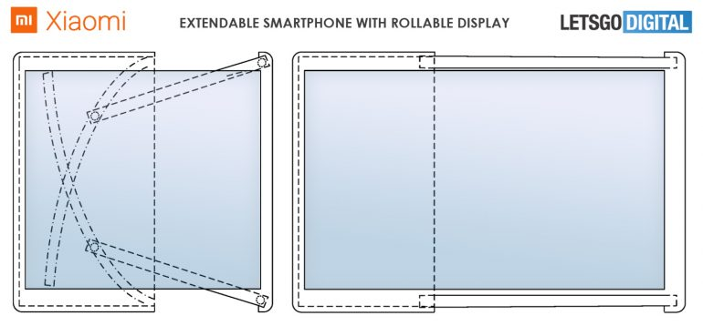 Xiaomi brevetto