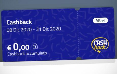 Cashback stato