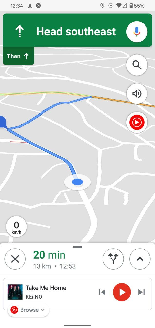google assistant driving mode novità rollout