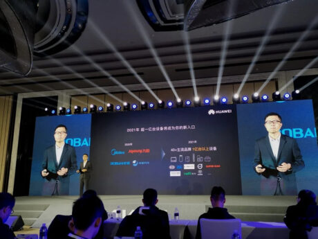 harmonyos 100 milioni dispositivi 2021