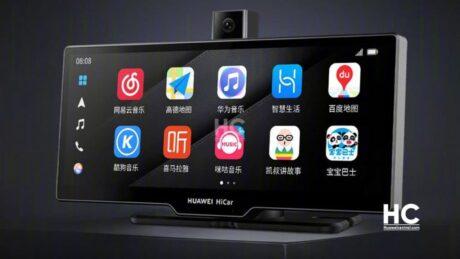 huawei smart car screen vision s ufficiali