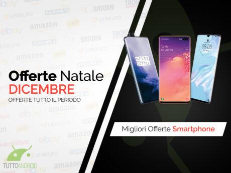 Migliori offerte amazon black friday 2020 smartphone