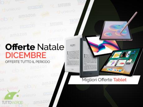 Migliori offerte amazon black friday 2020 tablet