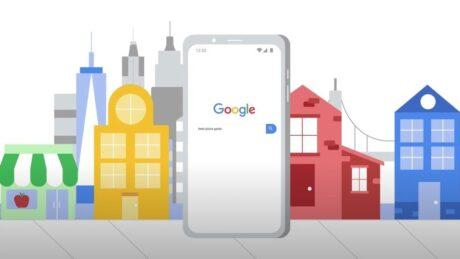 Ricerche google localizzazione