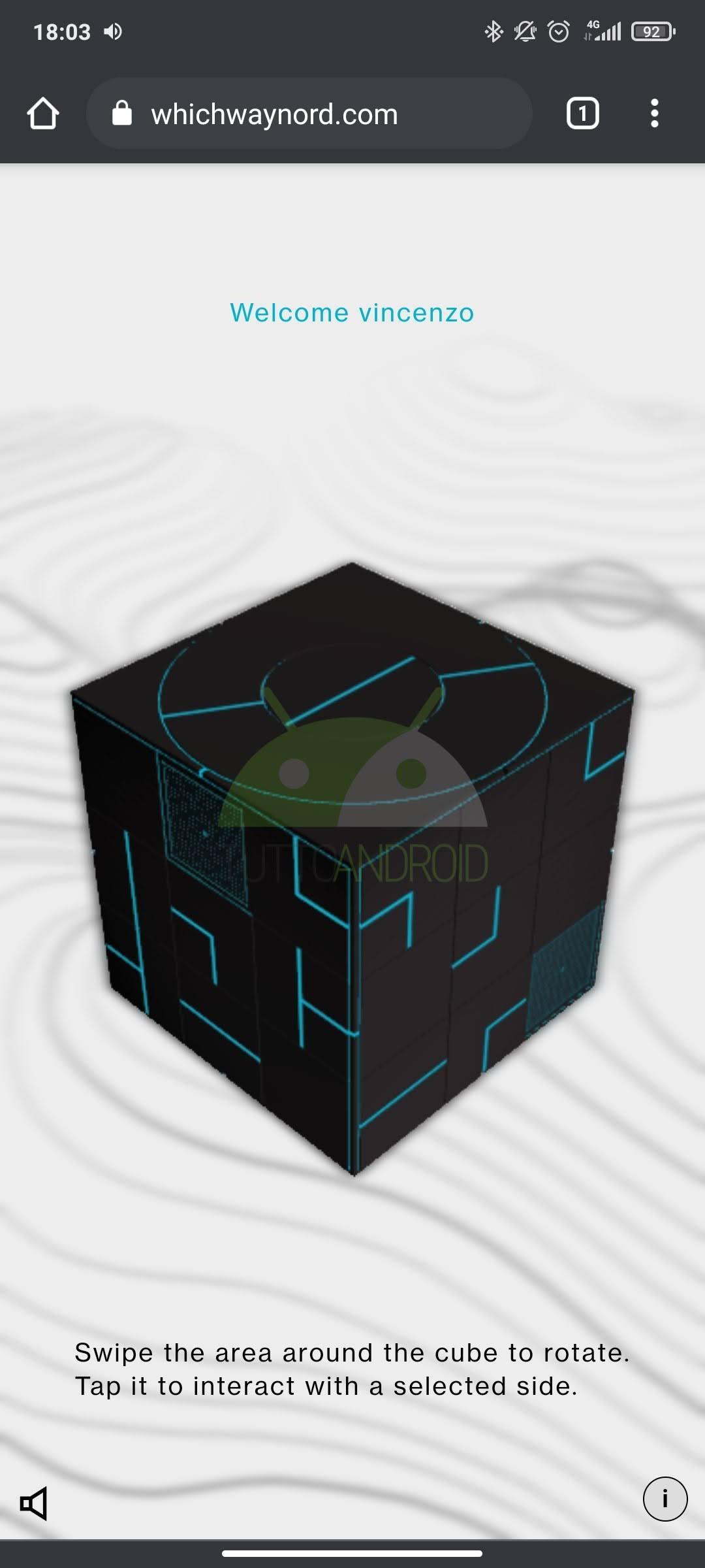 OnePlus Nord caccia al tesoro