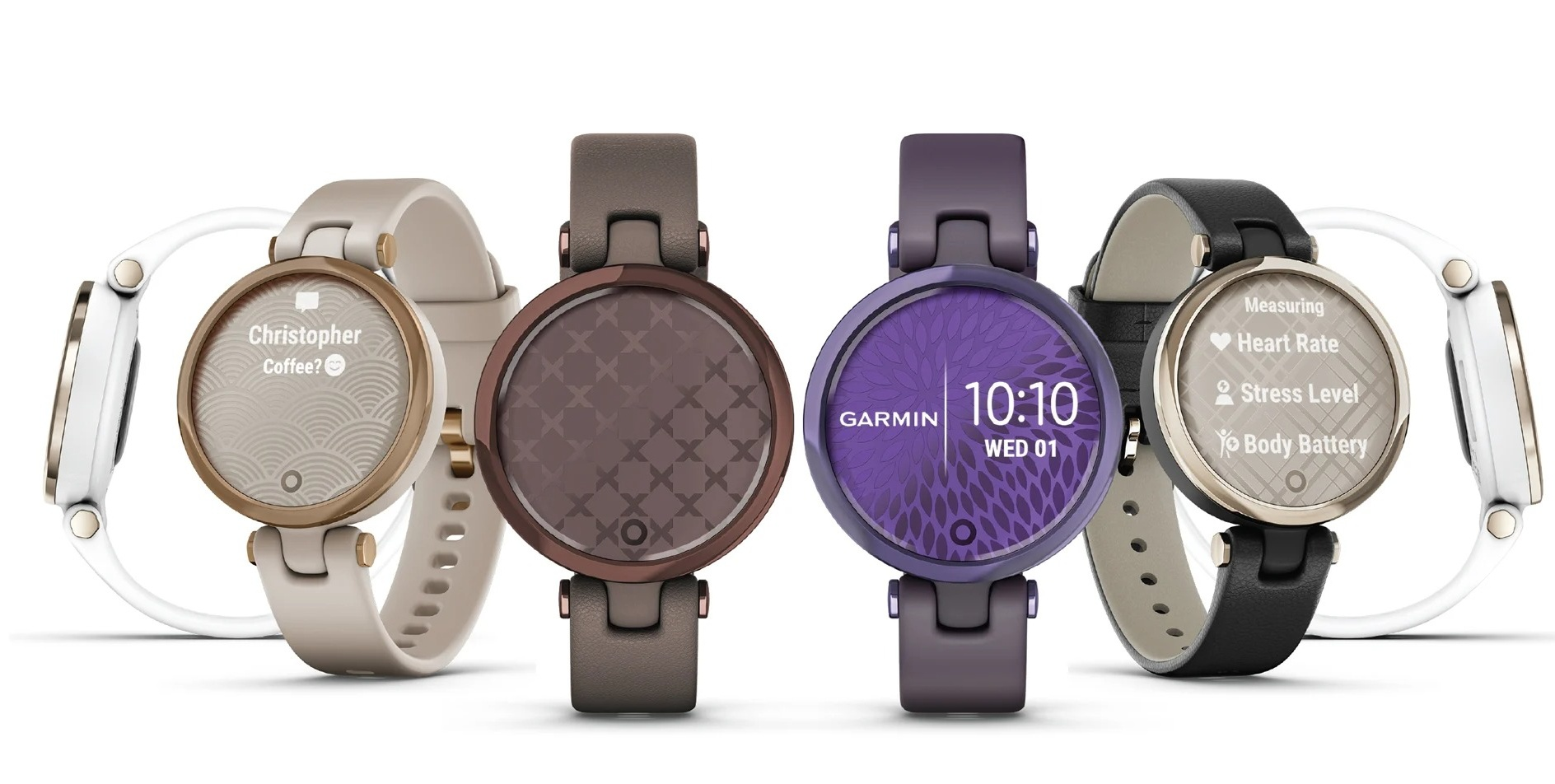 Garmin Lily è ufficiale: quando il design classico si sposa con la tecnologia