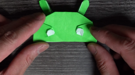 Google origami Android