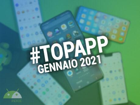 TOP APP GENNAIO sito