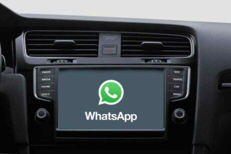 WhatsApp auto