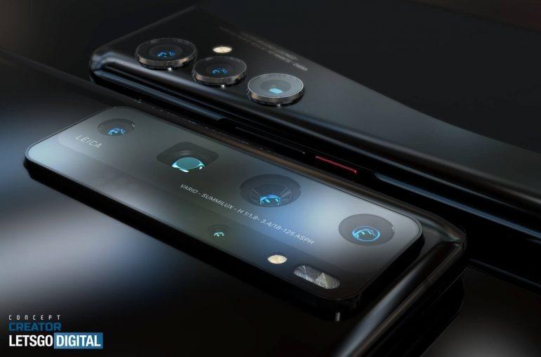 Alcuni render immaginano Huawei P50 Pro mentre spuntano nuovi rumor