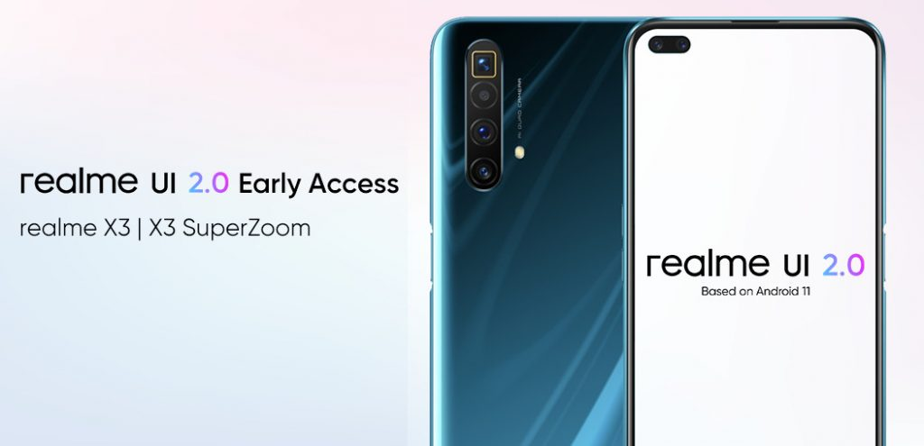 realme ui 2.0 android 11 early access