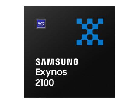 samsung exynos 2100 gpu amd ufficiale
