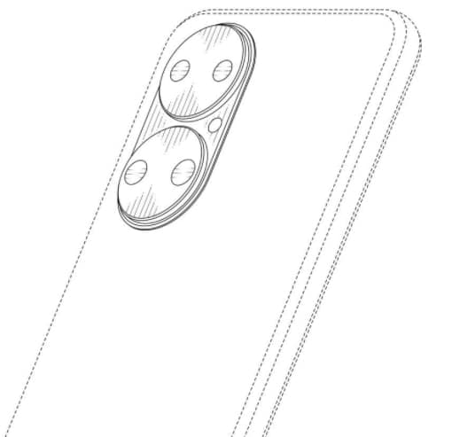 smartphone huawei brevetto fotocamera