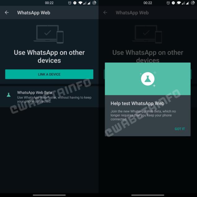 whatsapp beta 2.21.1.1 actualización noticias