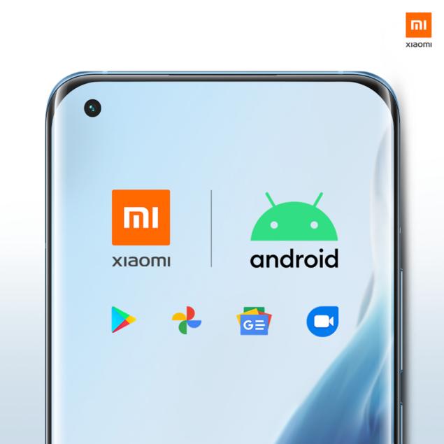 xiaom imi 11 android novità