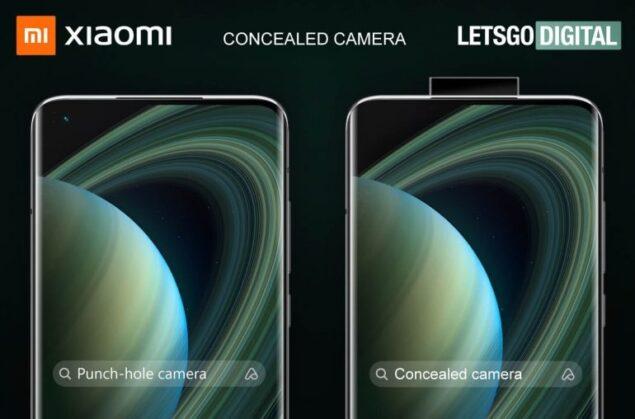 xiaomi mi 11 pro fotocamera brevetto zoom 120x