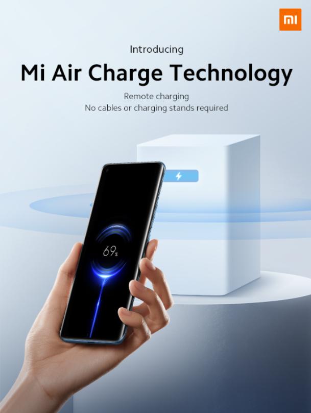 xiaomi motorola mi air charge technology one hyper