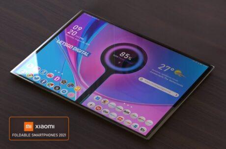 Xiaomi pieghevoli 2021