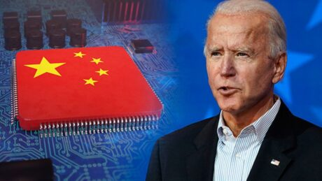 China Tech policy